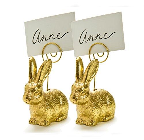 Rabbit Easter Card - 2