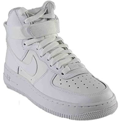 Nike Air Force 1 High Big Kids Style: 653998 100 Size: 5.5 White