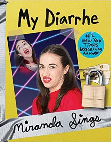 [By Miranda Sings ] My Diarrhe (Hardcover)【2018】by Miranda Sings (Author) (Hardcover)]()