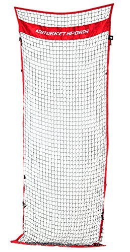 - Rukket Barricade Backstop Barrier Net | Connector Only