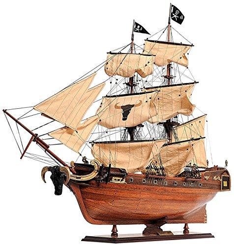 Old Modern Handicrafts Exclusive Edition Pirate Ship Collectible - Exclusive Edition Ship Model