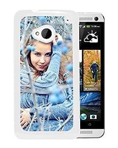 New Custom Designed Cover Case For HTC ONE M7 With Girl Behind The Blueberry Bush Girl Mobile Wallpaper (2).jpg