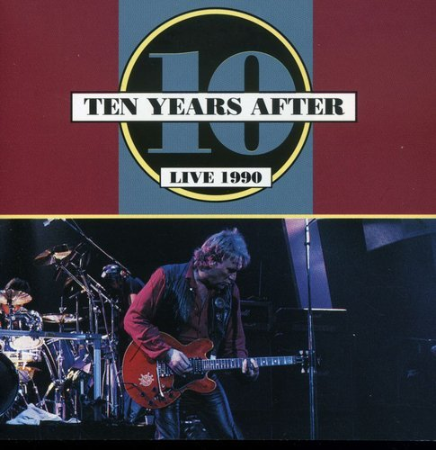 Live - Ten Years After by JOHNNY B.