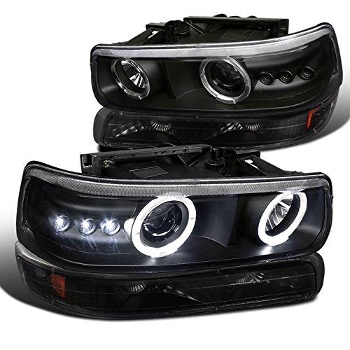 02 silverado led bumper lights - 3