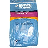 Hoover Type Y WindTunnel Upright Vacuum Bags, 6 Packs of 3 Bags