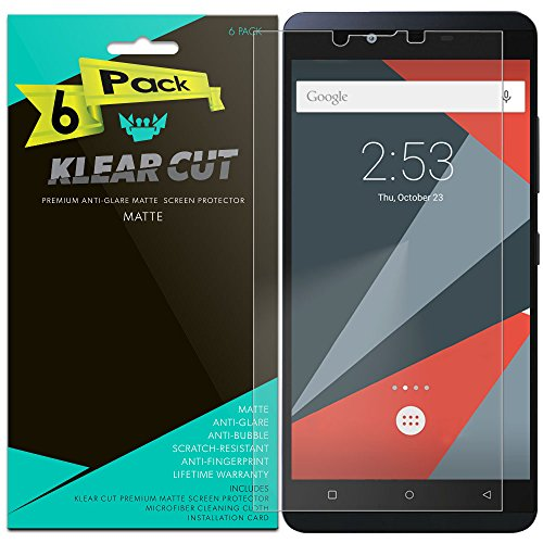 Screen Protector Klear Cut Anti Glare product image