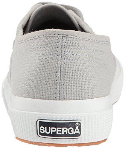Superga Damen 2750 Cotu Sneaker Total hellgrau