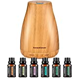 InnoGear Essential Oil Diffuser with Oils, 150ml