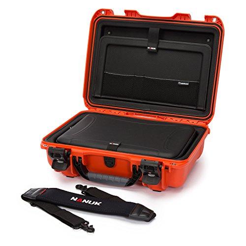 Nanuk 923 Waterproof Hard Case with Laptop Insert Kit - Oran