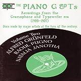 : V2: Piano G&T's