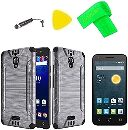 Cepillo híbrida funda accesorio de teléfono móvil + Protector de ...
