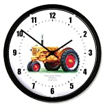 New Vintage Minneapolis Moline Model U Tractor Wall Clock 10