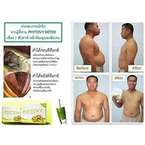 3 Boxes X (18 G X 15 Sachets) Nutrinal Phytovy Kiwi Extract Dietary Supplement Colon Detox Cleanse Dietary Supplement