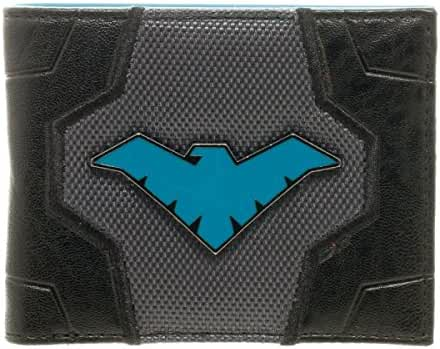 DC Comics Nightwing Suit Up Bifold Boxed Wallet