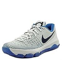 Nike KD 8 Men US 10 White Basketball Shoe