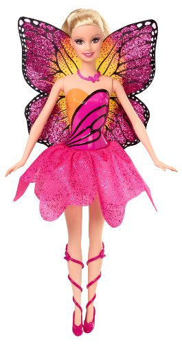 Mattel Barbie Mariposa and The Fairy Princess Mariposa Doll