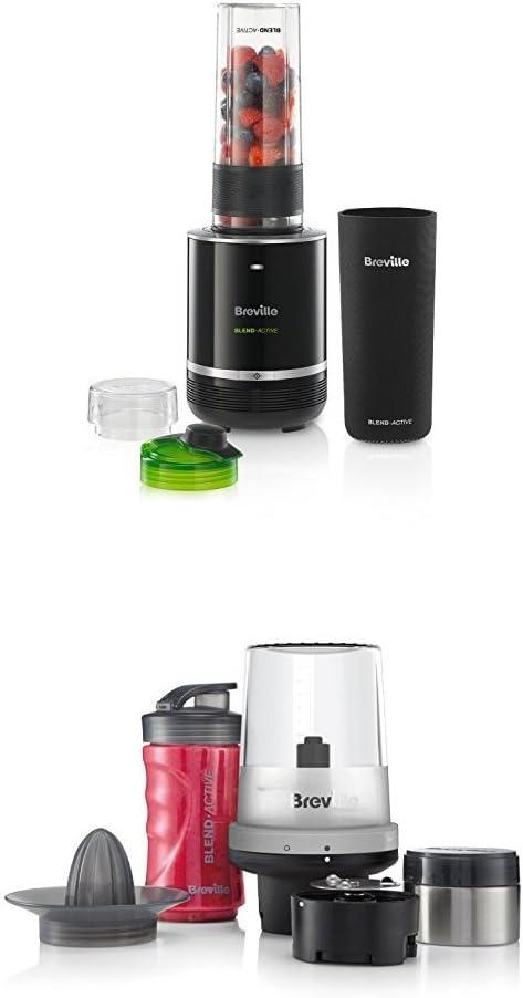 Breville - Batidora personal y pack de accesorios - VBL120X + ...