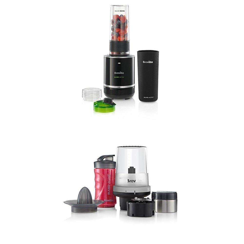 Breville - Batidora personal y pack de accesorios - VBL120X + VBL139: Amazon.es: Hogar