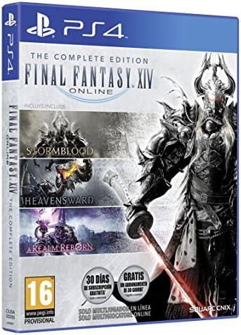 Final Fantasy XIV Complete Edition: Amazon.es: Videojuegos