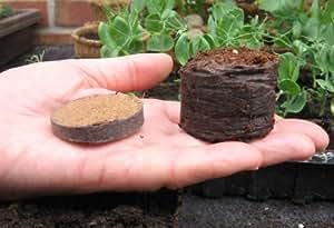 Fibra de coco de arranque pellets £20,00 más de 850 unidades de bajo consumo