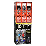 Ostrim Habanero Beef/Elk Snack Sticks, 1.5 Oz, (Pack of 10)