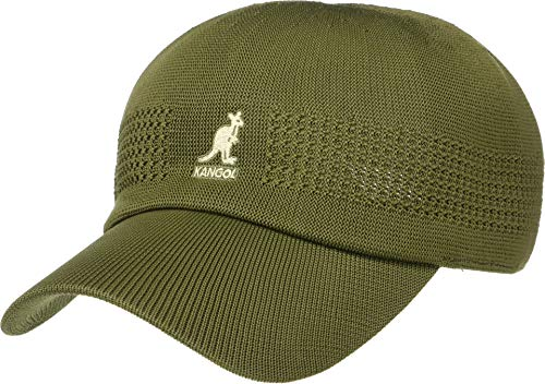 - Kangol Unisex Tropic Ventair Spacecap Army Green MD (7-7 1/8)