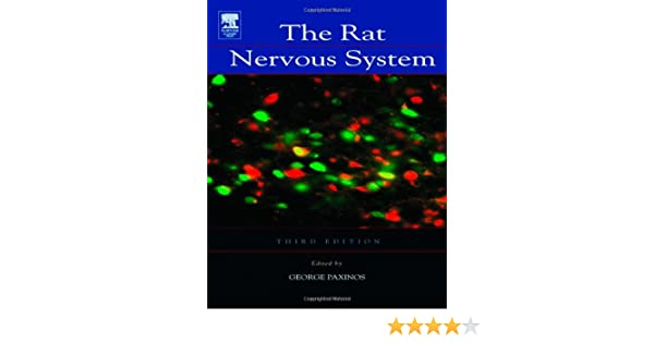 The Rat Nervous System Third Edition Paxinos The Rat Nervous