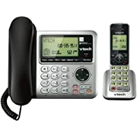 Vtech Cs6649 Cordless Phone - Dect - 1 X Phone Line - 1 X Handset - Answering Machine - Caller Id -