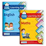 KS2 Maths & English Study Pack | Pocket Posters: The Pocket-Sized Revision Guides | KS2 Specification | Free Digital Editions with Over 1,600 Assessment Questions!