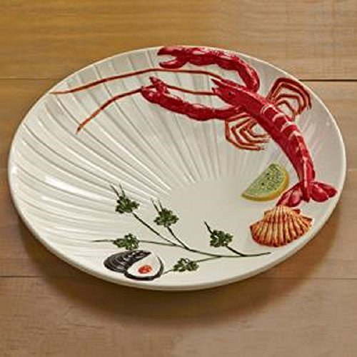 round lobster plate size1275 serving plate