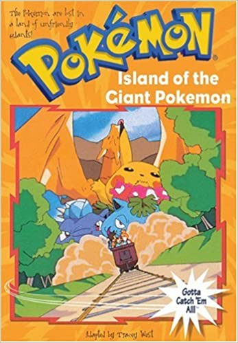 Amazon com: Island of the Giant Pokemon (Pokemon, No  2