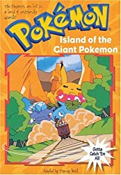 Island of the Giant Pokemon (Pokemon, No. 2)