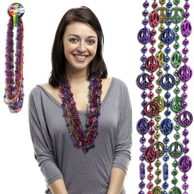 Strands Metallic NECKLACES Assorted Colors