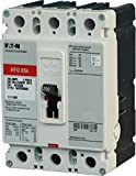 New Cutler-Hammer Eaton HFD3150 Circuit Breaker 3 Poles 150A 600V 65k Rated HFD