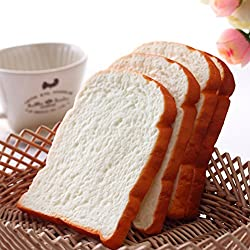 Soft Scent Sliced Bread Toast Kids Toys K0129