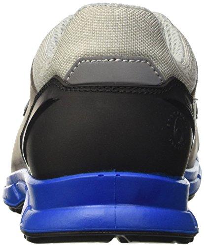 Diadora Shoes Flex Grigio SRC Low D blu Red S3 Nautico Men's Safety rxwarSR