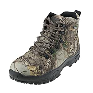 NON Sharplace 2 Pcs de Zapatos Botas Camuflaje Hombres Multiusos Escalada para Deportista - 43