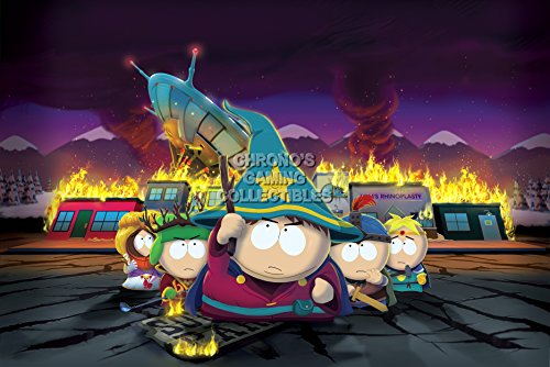 """Price comparison product image CGC Huge Poster - South Park Stick of Truth PS3 XBOX 360 - EXT319 (24"""" x 36"""" (61cm x 91.5cm))"""