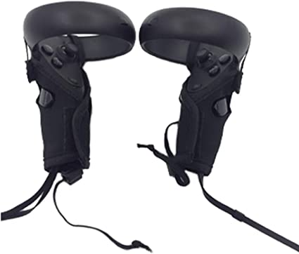 Washable Protective Sleeve VR Gaming Headset Controller Orzero Controller Cover Compatible for Oculus Quest VR 1 Pair Rift S