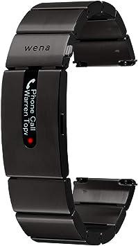 Wena Active de Sony - Correa de Fitness Inteligente para Relojes ...