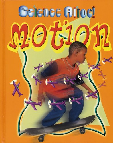 Motion (Science Alive! (Hardcover))