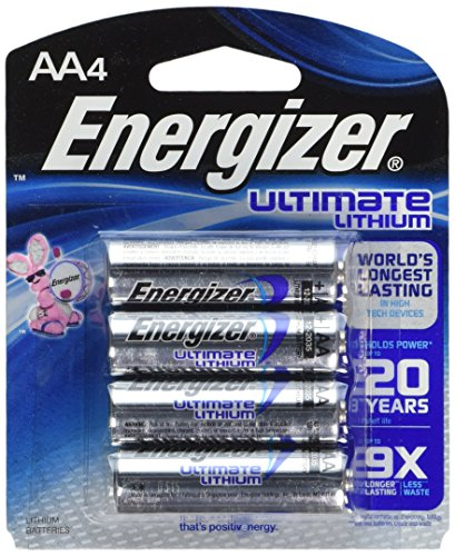 Energizer BF W3DL O4K4 Ultimate Batteries Original