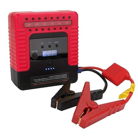 How To Jump A Starter >> Comprajunta 12v Jump Starter Kit Car Emergency Power Supply