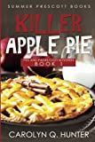 Killer Apple Pie (Pies and Pages Cozy Mysteries) (Volume 1) by  Carolyn Q. Hunter in stock, buy online here