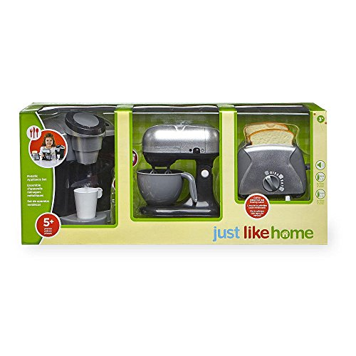 Buy Just Like Home Metallic Appliance Set Online At Low Prices In