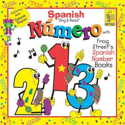 SPANISH MUSIC CD NUMERO