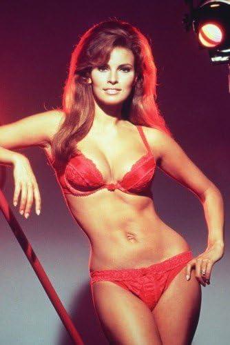 Raquel Welch Sexy Red Bikini 24x36inch (60x91cm) Poster