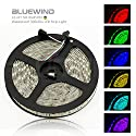 Blue Wind 16.4FT 5M SMD 5050 Waterproof 300LEDs RGB Color Changing Flexible LED Strip Light