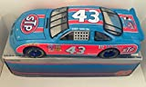 Richard Petty 25th Anniversary STP Racing Red/Blue Signed 1/24 Diecast Car W/COA - Autographed Diecast Cars