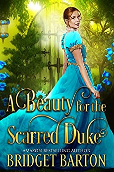 Beauty Scarred Duke Historical Regency ebook product image
